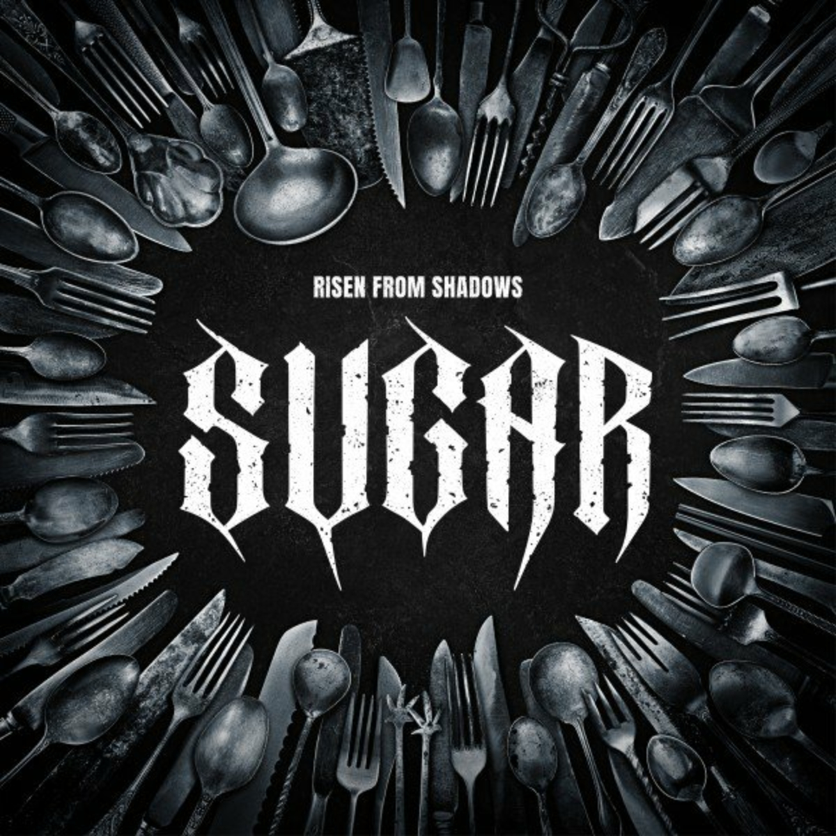 Risen from Shadows - Sugar [single] (2020)