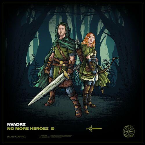 Nvadrz - No More Heroez EP [DRT090]