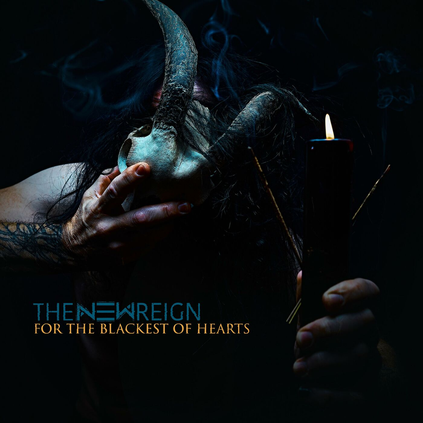 The New Reign - For the Blackest of Hearts [EP] (2020)