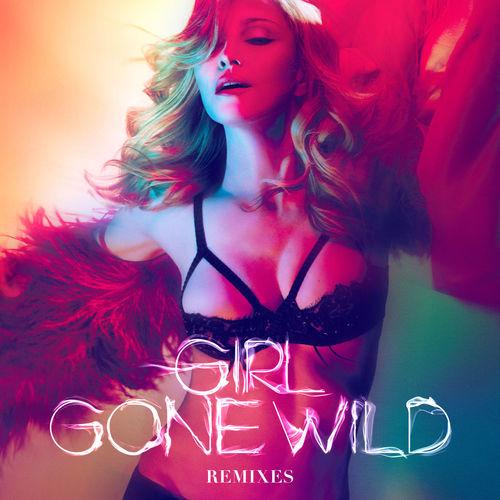 Baixar CD Girl Gone Wild (Remixes) – Madonna (2012) Grátis