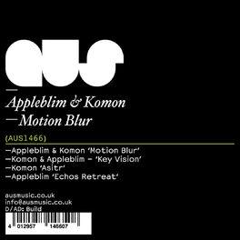 Album cover of Motion Blur