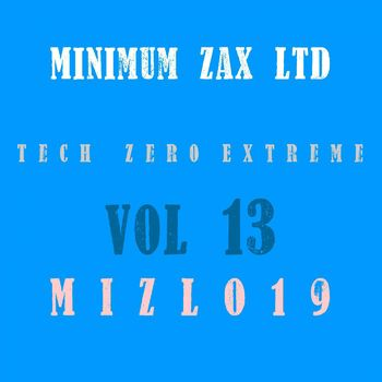 Tech Zero Extreme - Vol 13 cover