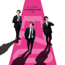 Album cover of EverZOne 15TH ANNIVERSARY ALBUM 〜道〜