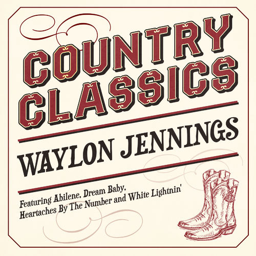 Waylon Jennings - Dream Baby - Listen on Deezer