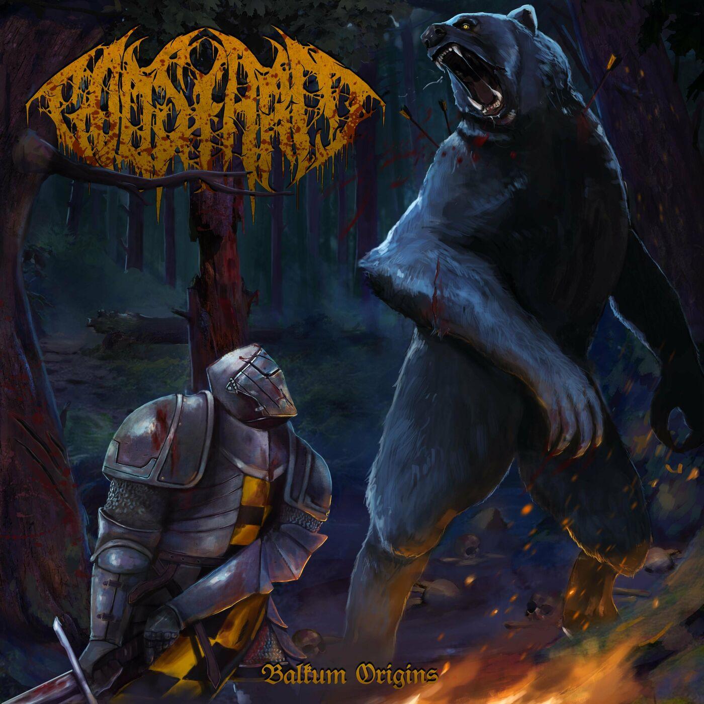 Godsfarm - Lords in Collision [single] (2020)