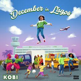 Album cover of December in Lagos