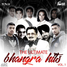 Album cover of The Ultimate Bhangra Hits Vol. 1