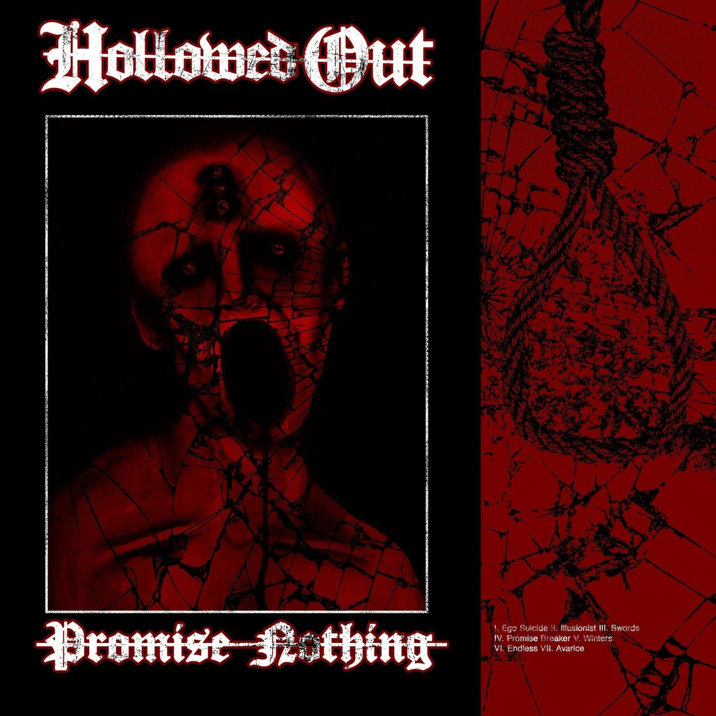 Hollowed Out - Promise Nothing [EP] (2020)