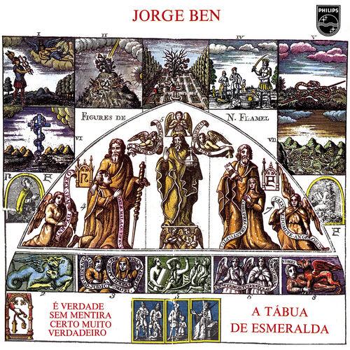 Baixar CD A Tabua De Esmeralda – Jorge Ben (2006) Grátis