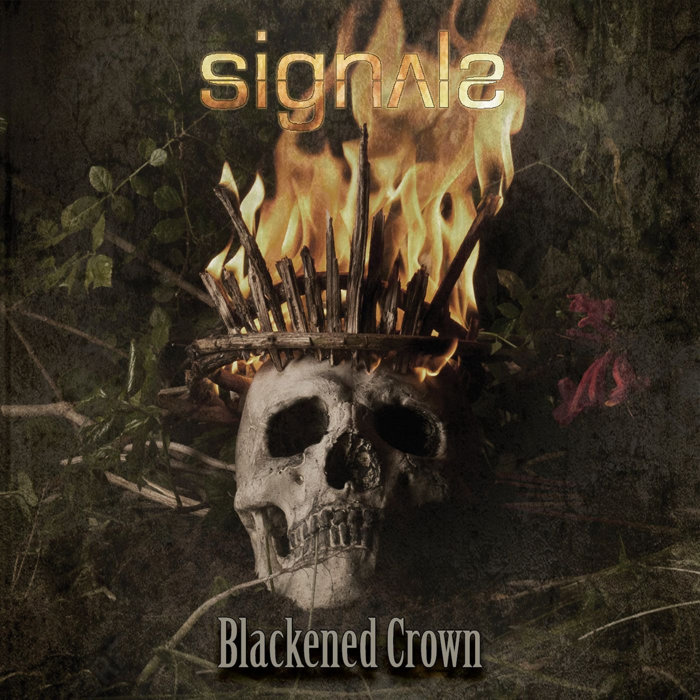 Signals - Blackened Crown [single] (2020)
