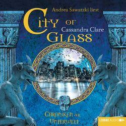 City of Glass [Bones III] - Chroniken der Unterwelt Audiobook