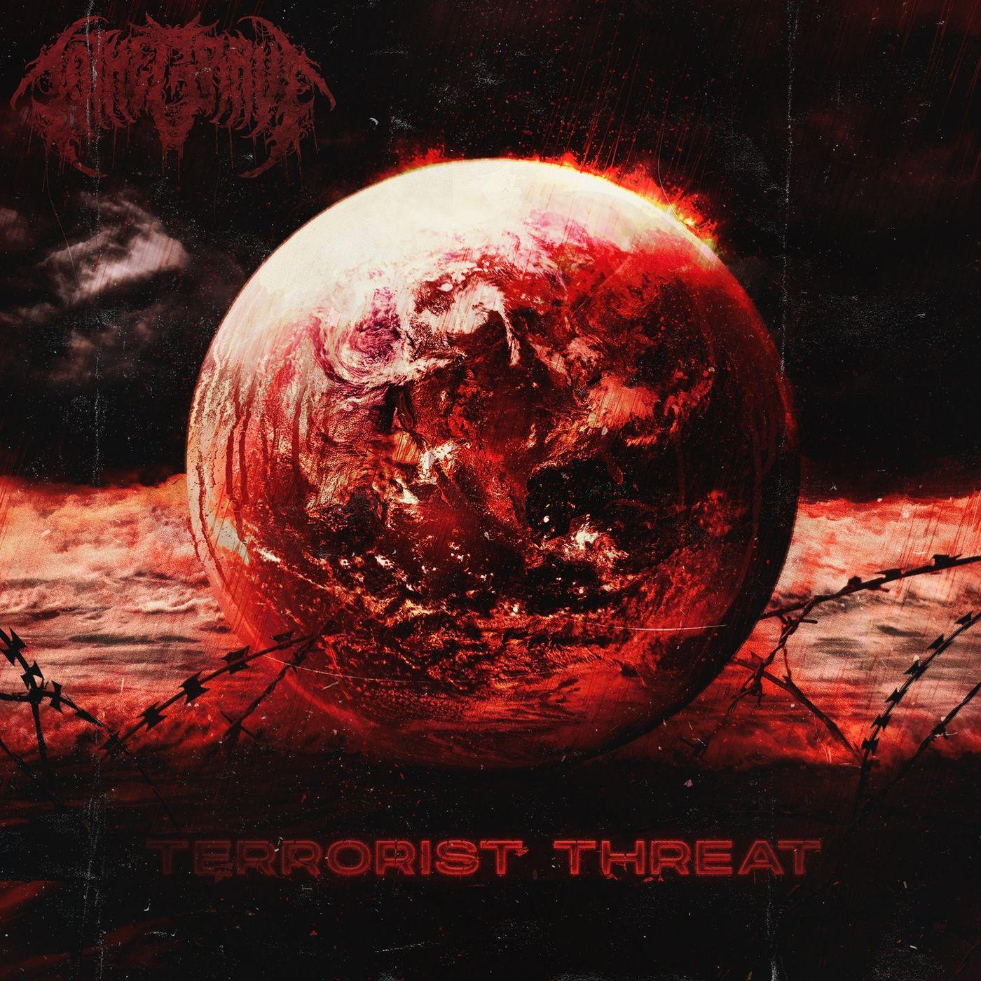 To The Grave - Terrorist Threat [single] (2021)