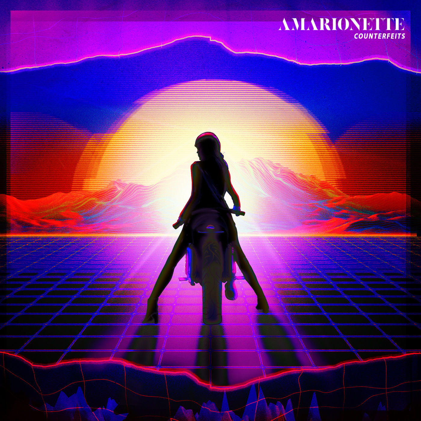 Amarionette - Counterfeits [single] (2020)