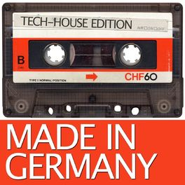 Album cover of Made In Germany Tech House Edition