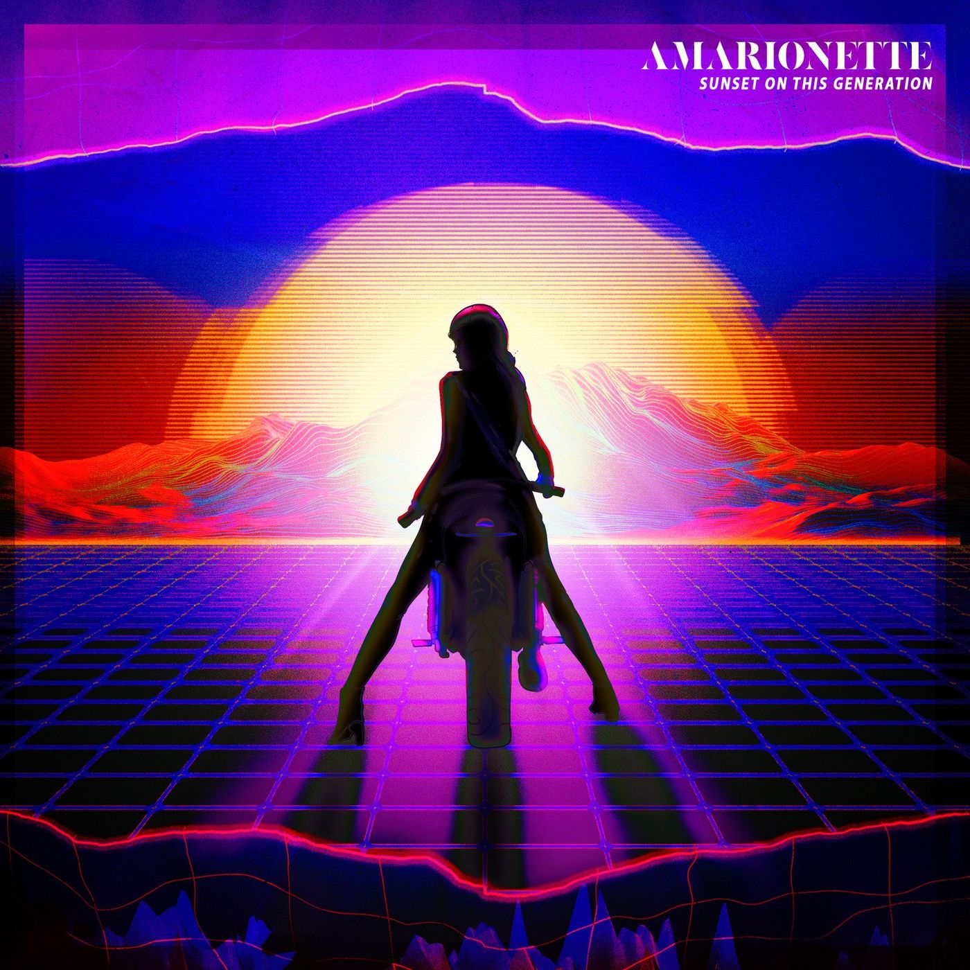 Amarionette - Sunset on This Generation (2020)