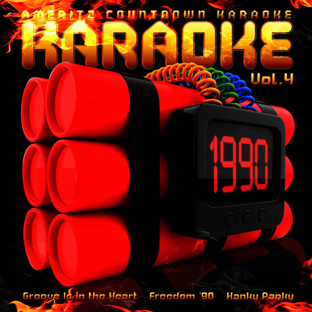 Freedom '90 (In the Style of George Michael) [Karaoke Version]