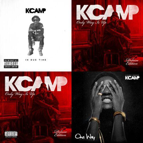 k camp one way album