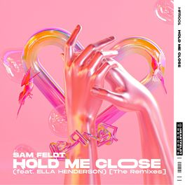 Album cover of Hold Me Close (feat. Ella Henderson) (The Remixes)