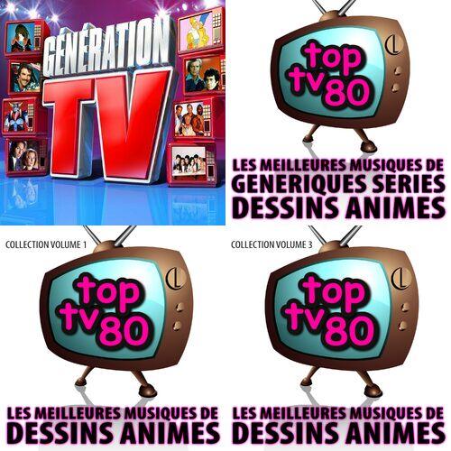Dessin Anim 70 80 Liste: Générique Dessins Animés Années 80 90