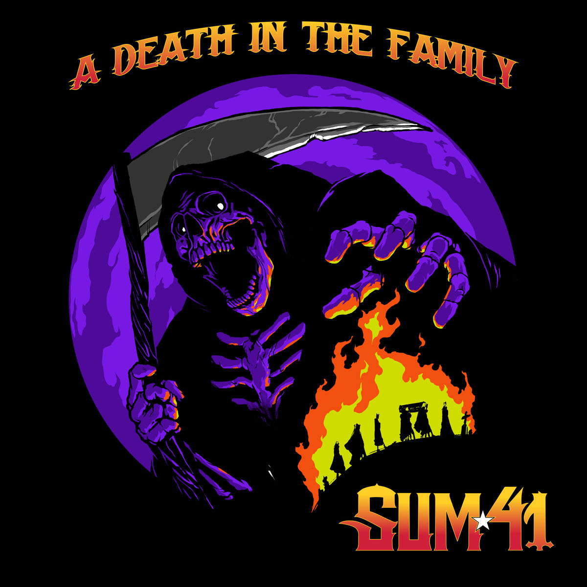 Sum 41 - A Death in the Family [single] (2019)