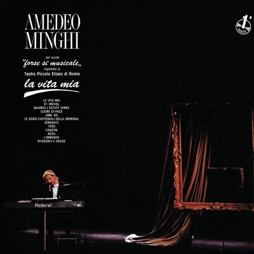 Baixar CD La Vita Mia – Amedeo Minghi (1999) Grátis