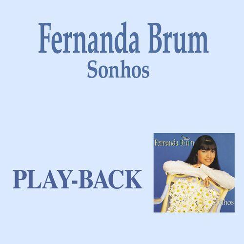 Baixar CD Sonhos (Playback) – Fernanda Brum (2002) Grátis