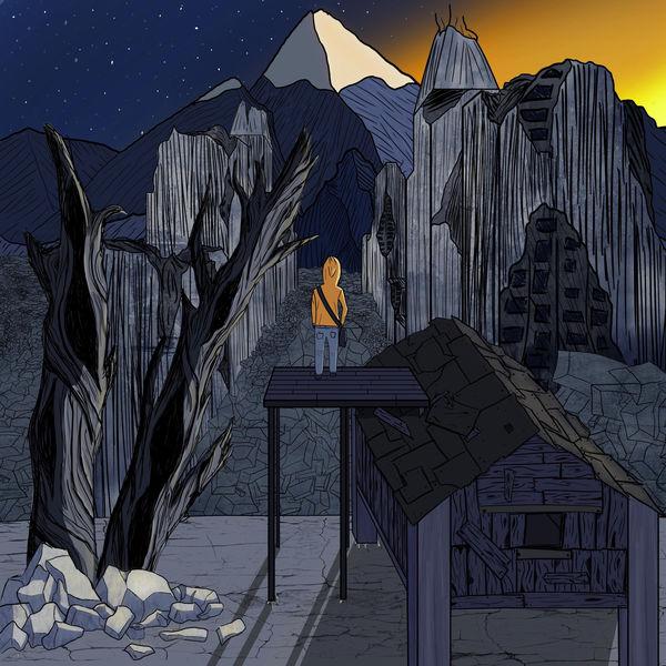 I, Sentry - King of a Broken World [single] (2020)