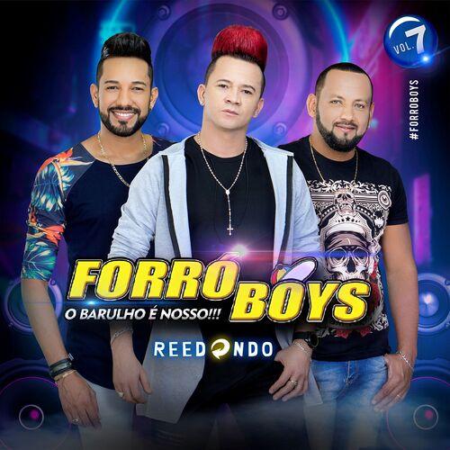 Baixar CD Reedondo, Vol. 7 – Forró Boys (2018) Grátis