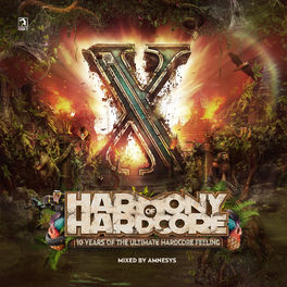 Album cover of Harmony of Hardcore 2015 (Mixed by Amnesys)