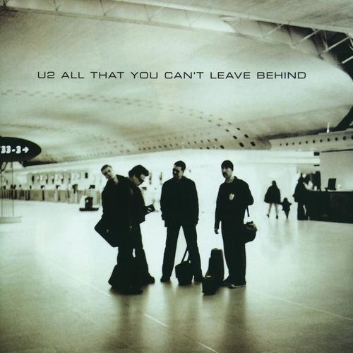 Baixar CD All That You Can\'t Leave Behind – U2 (2000) Grátis