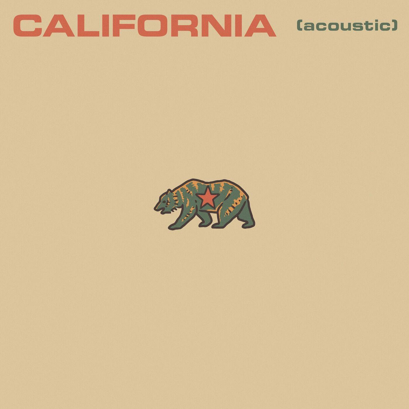 Silverstein - California (Acoustic) [single] (2020)