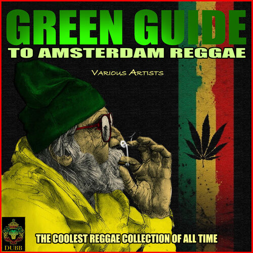 Various Artists: Green Guide to Amsterdam Reggae - The Coolest