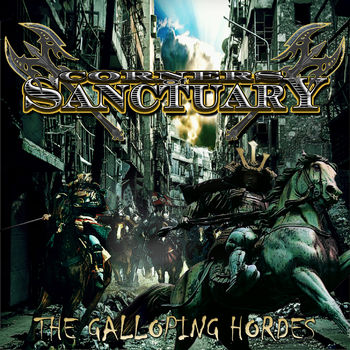 The Galloping Hordes cover