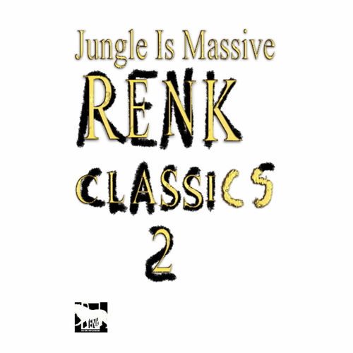 M-Beat - Jungle Is Massive Renk Classics 2 2018 [LP]