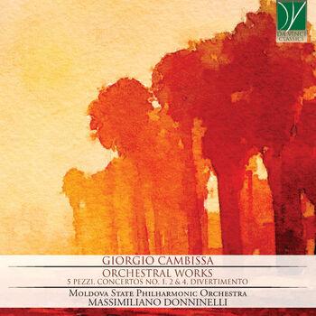 Concerto No. 2: I. Allegro cover