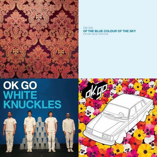 Lista pesama Ok Go – Slušaj na Deezer-u | Strimovanje muzike