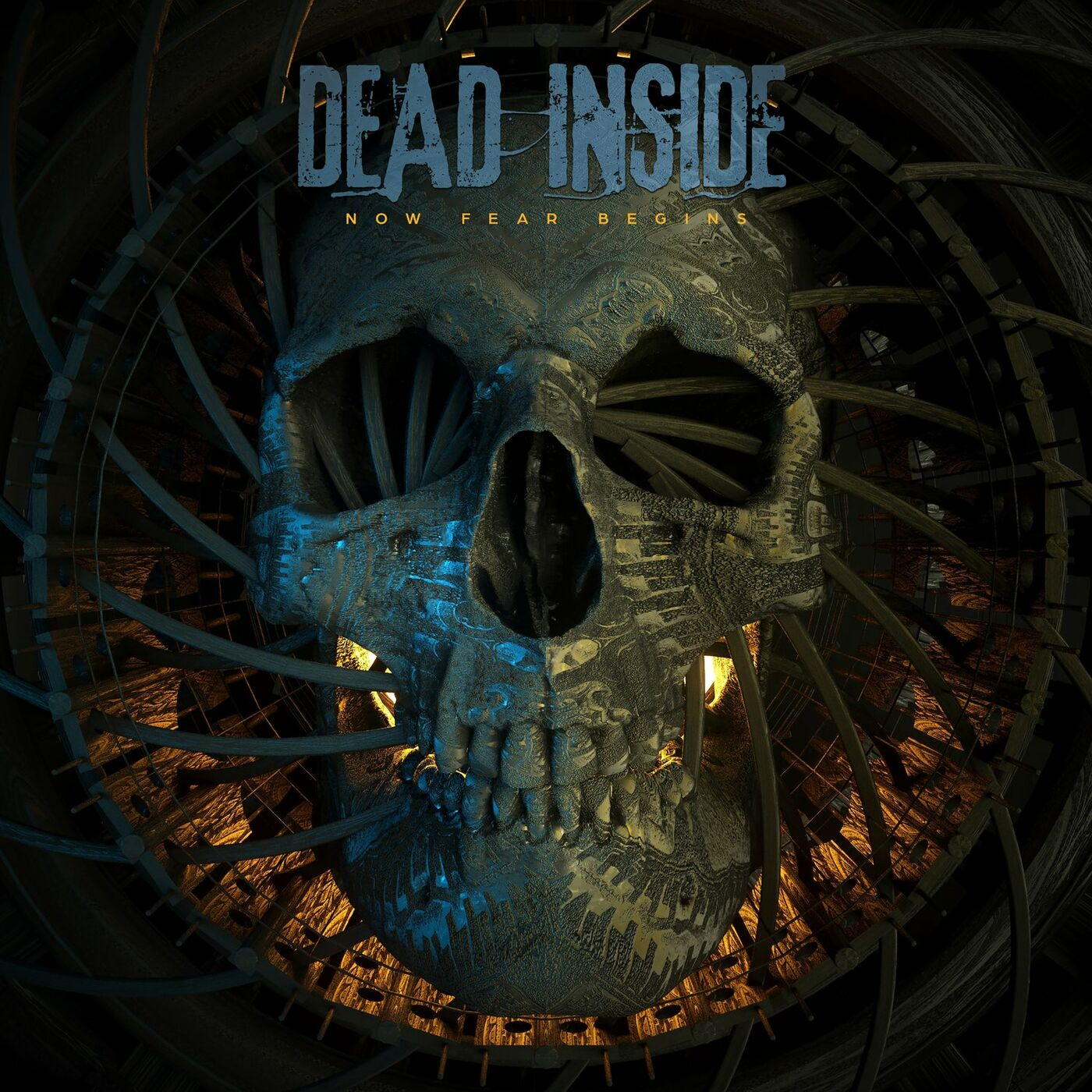Dead Inside - Now Fear Begins [EP] (2019)