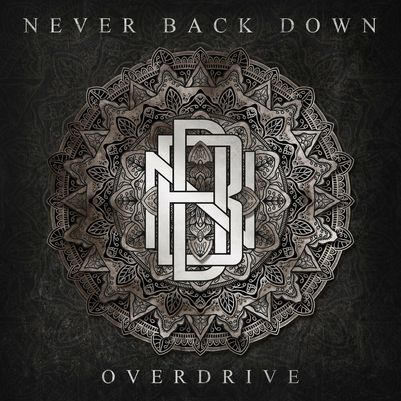 Never Back Down - Overdrive [single] (2020)