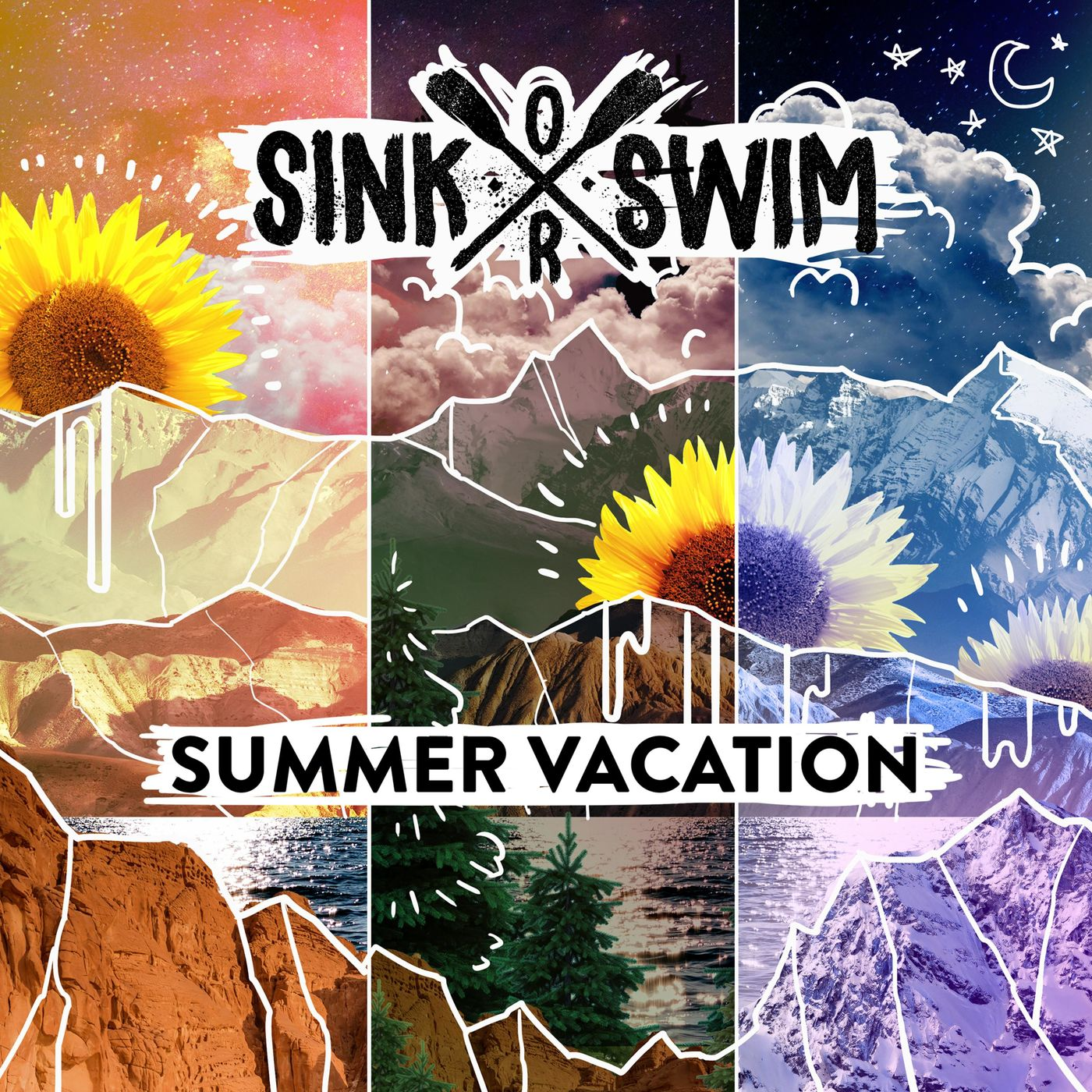 Sink or Swim - Summer Vacation [single] (2019)