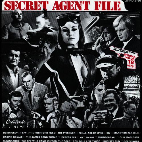 Various Artists: Secret Agent File - Music Streaming - Listen on Deezer