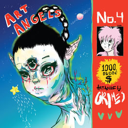 Album cover of Art Angels