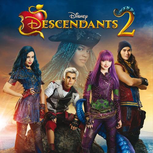 Baixar CD Descendants 2 (Original TV Movie Soundtrack) – VA (2017) Grátis