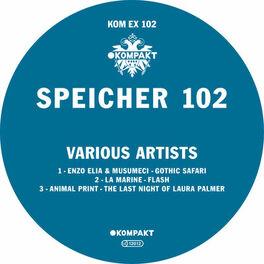 Album cover of Speicher 102