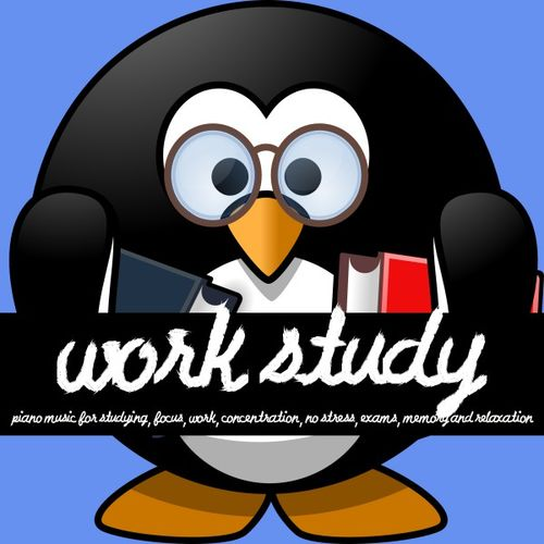 Work Study: Piano Music for Studying, Focus, Work