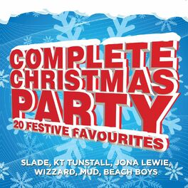 Album cover of Complete Christmas Party