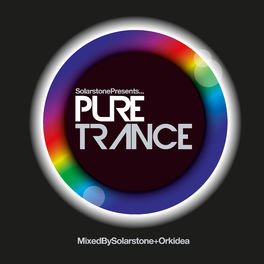 Album cover of Solarstone presents Pure Trance - Mixed By Solarstone & Orkidea