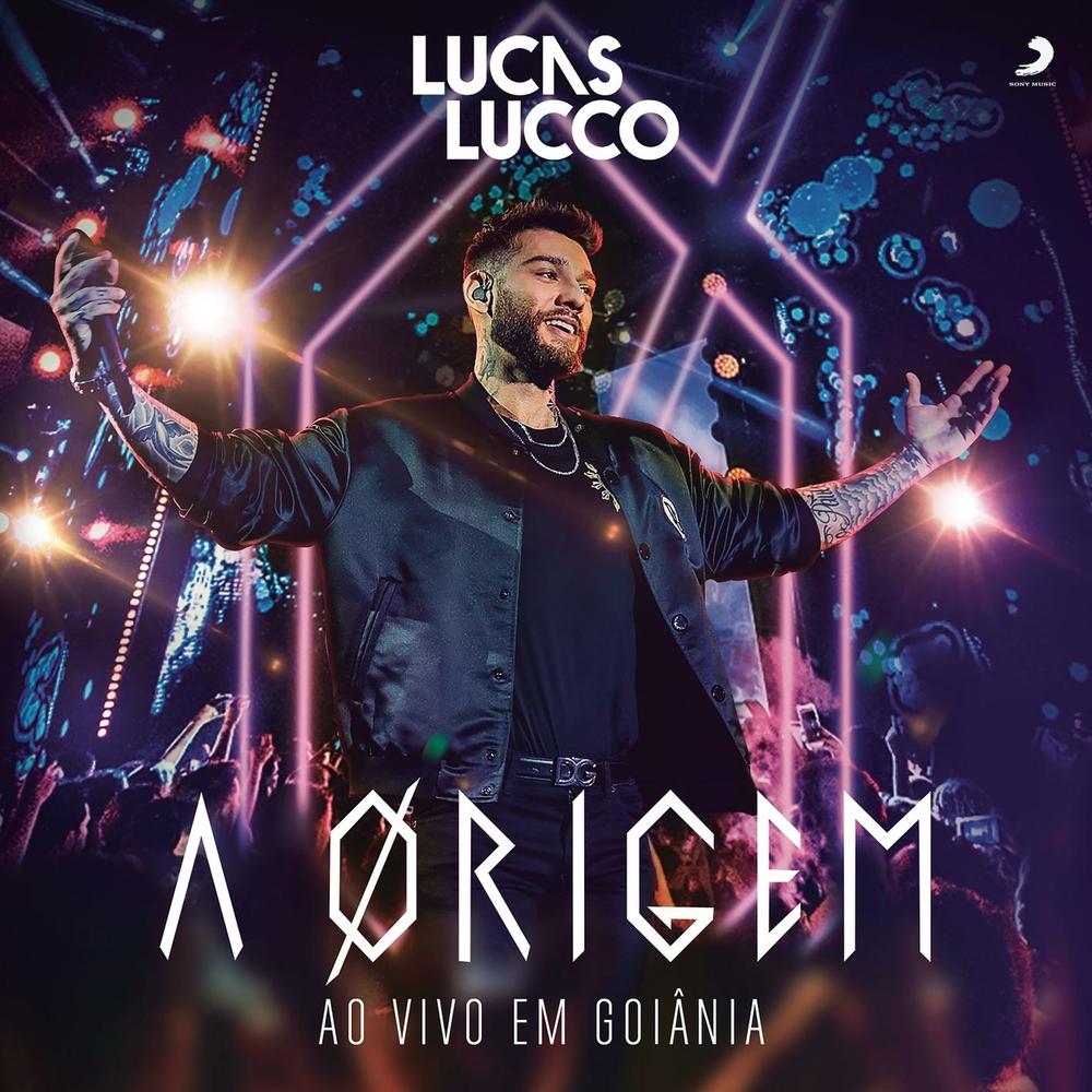 Baixar CD A Origem (Ao Vivo) – Lucas Lucco (2018) Grátis