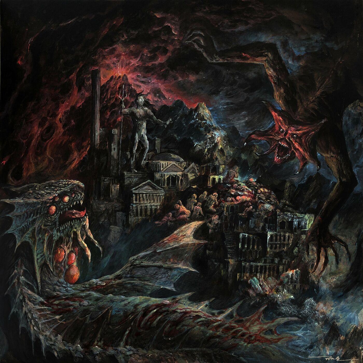 Leviathan - Revenge The Throne Of Tyranny [single] (2020)