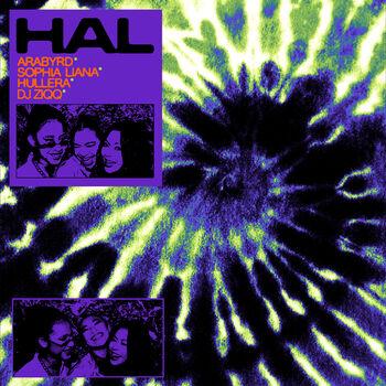 Hal (feat. Sophia Liana, Hullera & DJ Ziqq) cover