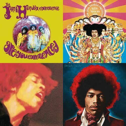 Baixar CD Jimmy Hendrix – Vários Artistas (000) Grátis